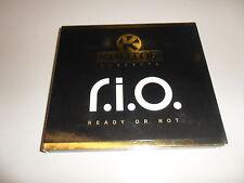 Cd   R.I.O.  – Ready or Not