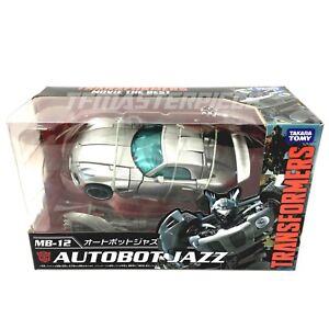 Takara Transformers Movie 10th Anniversary the Best MB-12 Jazz