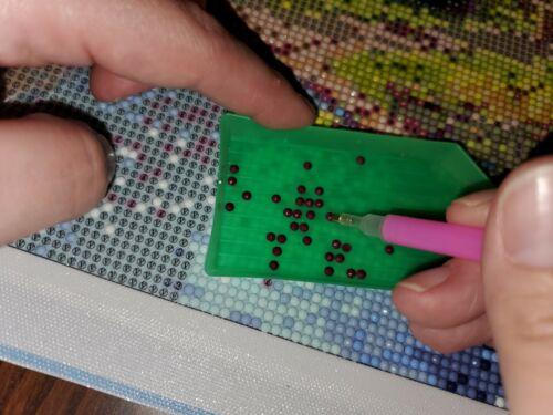 NEW Fluorescent Fox Diamond Painting Kit 5D DIY My Diamond Art