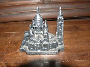 Raritaet-ca-100-Jahre-alte-Le-Sacre-Coeur-Paris-fein-gearbeitet-Miniatur
