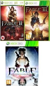 FABLE-Xbox-360-Xbox-one-Assorted-Mint-Same-Day-Dispatch-via-Fast-Delivery