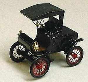 3029-Micron-Art-HO-gauge-1904-Olds-Runabout-Brass-Kit