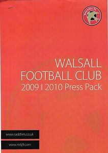 Press-Pack-Walsall-v-Southend-United-2009-10