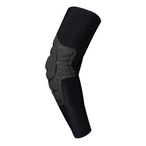 Ellenbogenschoner Ellenbogenbandage Armstulpe mit Polsterung für Damen und
