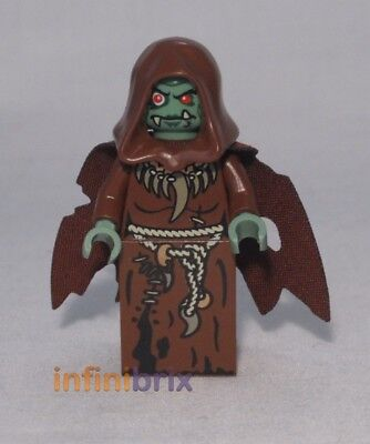 from set 852701 Castle Fantasy NEW cas428 Cape Lego Troll Warrior Minifigure
