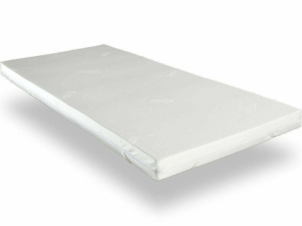 Ergomed® Ergomed® Ergomed® Visco Matratzen Topper ViscoWell® I 80x220 4 cm Viscoschaum 3234c9