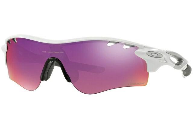 alhainen hinta parhaiten myydä Uutuudet Oakley Oo9181 Radar Lock Path White Prizm Road Sunglasses