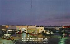 Photo. 1960-1. Vancouver, B.C Canada. Fraser View Motors - towing
