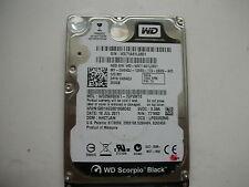 """WD Scorpio Black 250gb WD2500BEKT-75PVMT0 2060-771692-005 REV A 2,5"""" SATA"""