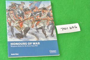 osprey-honours-of-war-rules-wargames-seven-years-war-book-701606