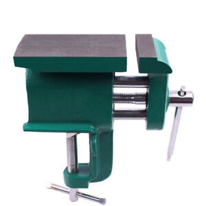 50mm Table Bench Vise Mini Vice Woodworking Clamp Vice Carpentry Diy