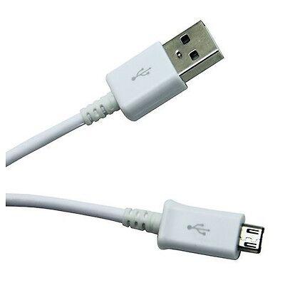 Cavo cavetto dati MICRO USB 1 Metro Galaxy sincronizza carica  SAMSUNG S2 S3 S4