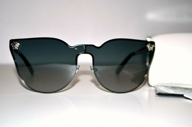 90b0f2032aa New Unique Rimless Authentic Versace Sunglasses VE2120 10008G VE 2120 Italy