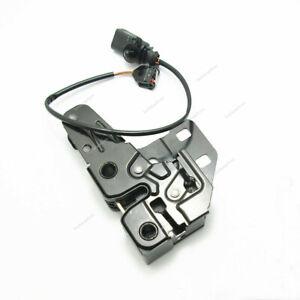 neu klappenschloss mikroschalter motorhaubenschloss schlo f r audi a4 8e b6 b7 ebay