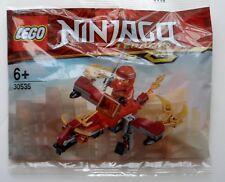 Lego 30535 Ninjago Legacy - Kai's Mini Drachen - Kai - Polybag Rarität Neu Ovp