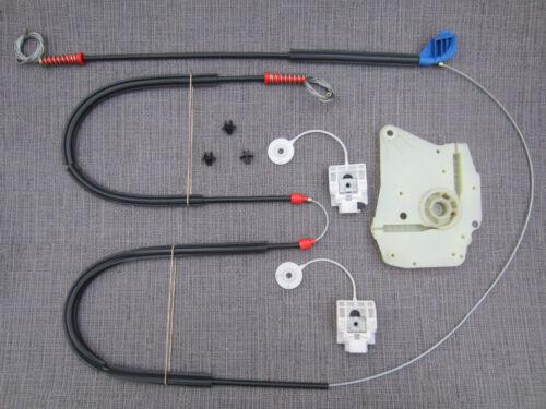 Audi A3 S3 4//5 Door Window Regulator Repair Kit UK DRIVER SIDE 8l4837462 96-03