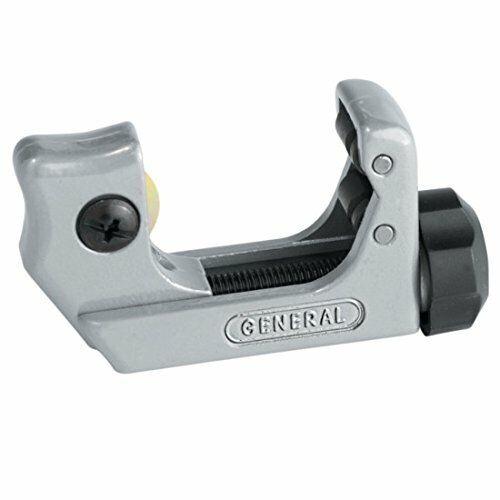 "NEW General Tools 124 1-1//8/"" Max Super Mini Tubing PIPE Cutter TOOL SALE"