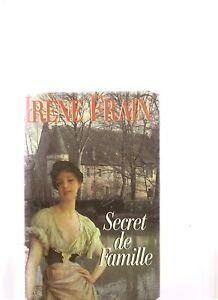 Secret-de-famille-de-I-Frain-Livre-d-039-occasion