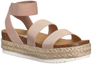 Steve-Madden-Women-039-s-Kimmie-Blush-Synthetic-sandals