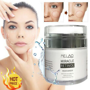 MELAO-VITAMINA2-5-Retinol-Anti-Aging-Wrinkle-Acne-Face-Facial-Cream-Moisturizer