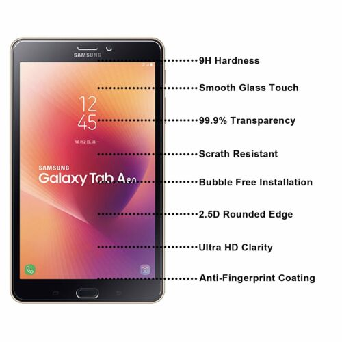 Tempered Glass Screen Protector For Samsung Galaxy Tab A 8.0 2017 SM-T380 T385