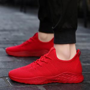 Zapatos-Deportivos-de-Hombre-Zapatillas-Deportivas-Para-Caminar-Correr-De-Moda