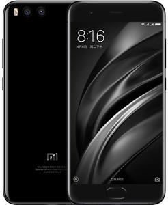 Xiaomi Mi 6 Dual 128GB 6GB Black