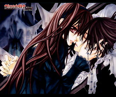 "02 Vampire Knight - Yuki Japan Anime Art 17""x14"" Poster"