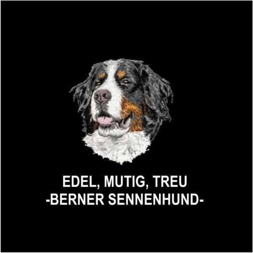 Siviwonder in Ricamo Bernese Mountain del cane Dog Giacca 15 pile BaAxCnqw1