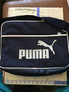 181319e31787 NEW Puma Heritage Men s Shoulder   FASHION Bag 15.75