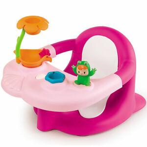 Babybadesitz-Badespass-Badewannensitz-Babysitz-Badespielzeug-Babyspielzeug-Spritz