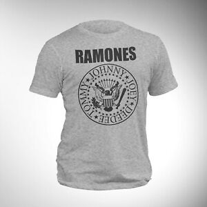 Ramones-Presidental-Seal-Band-Men-T-shirt-Size-S-5XL