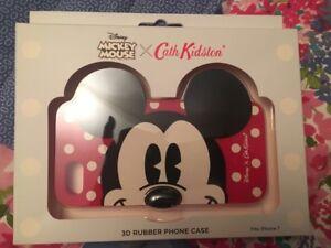 Cath-Kidston-Disney-Mickey-Mouse-Iphone-7-Case-BNIB