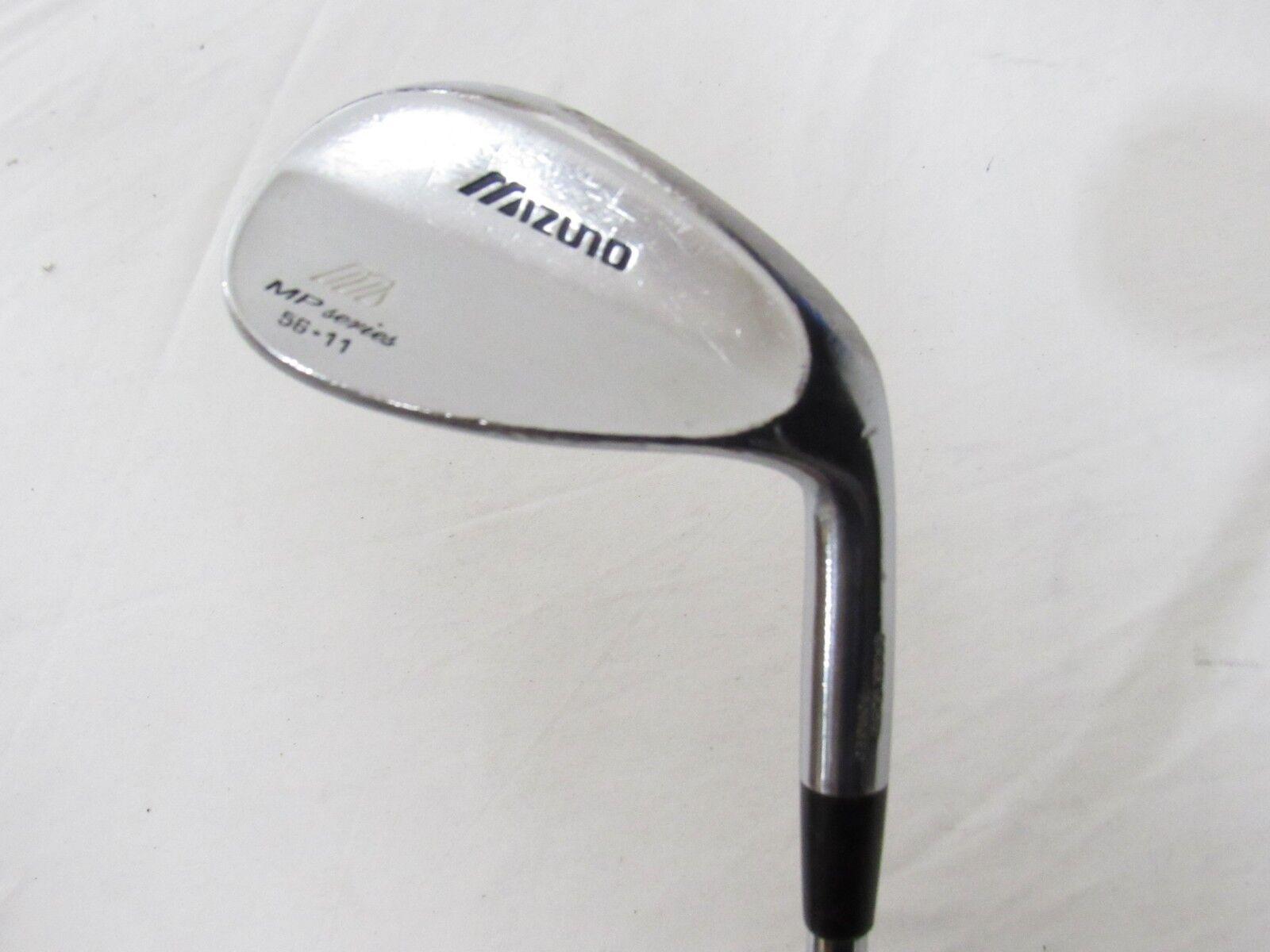 Mizuno  MP serie Cromo 56  cuña de Arena-oro Dinámico Acero Flexible De Cuña utilizado mano derecha  vendiendo bien en todo el mundo