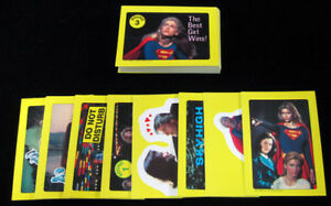 Lot of 9 88 Nm//Mt 1979 Topps Buck Rogers Trading Card Set