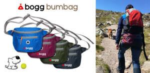 BOGG-bumbag-Dog-walking-waist-bag-Poo-bag-dispenser-waste-carrier-gift-for-owner