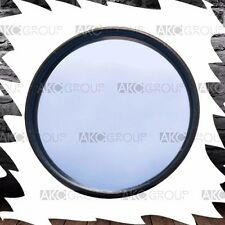 """1 x 2"""" Blue Tint Convex Blind Spot Mirror Safety Adhesive Stick On For Universal"""