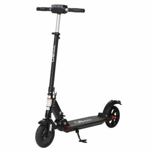 Trottinette-electrique-Night-Edition-8-034-350-W-6-6Ah-Double-suspension-Bequille