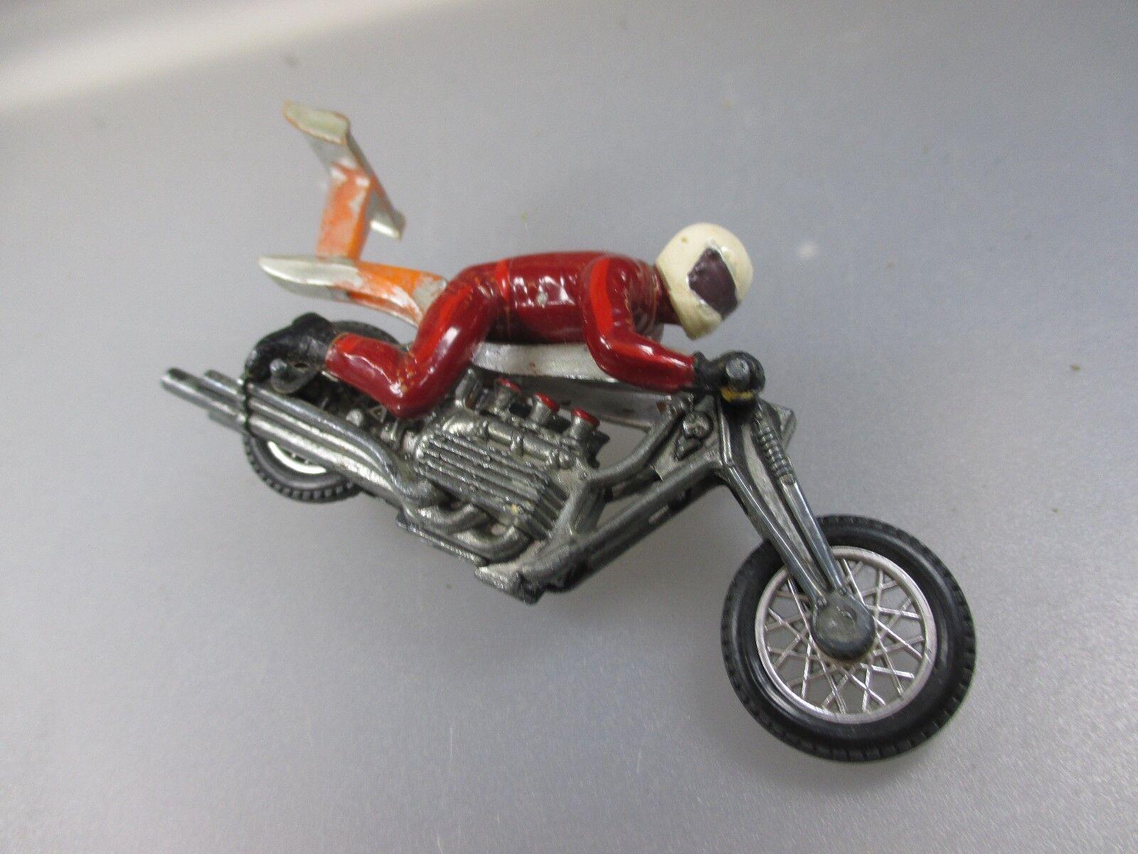 MATTEL rrrumblers Hong Kong MOTO/Schopper/Motorcycle/Motorbike, RAR legno  8