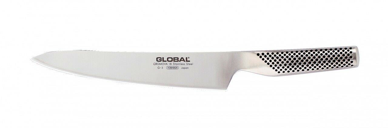 Global G-3 - 8 1 4 inch, 21cm Carving Knife, NIB