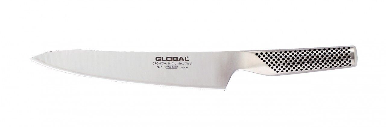 Global G-3 - 8 1 4 inch, 21cm Carving Knife,New