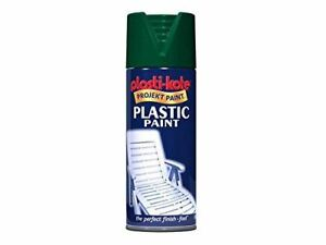 How To Remove Spray Paint From Plastic >> Details About Plasti Kote Plastic Spray Paint Green