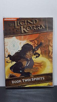 Legend of korra book 2 spirits