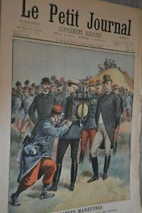 Le-Petit-Journal-Supplement-illustre-2-octobre-1898-Duc-de-Connaught