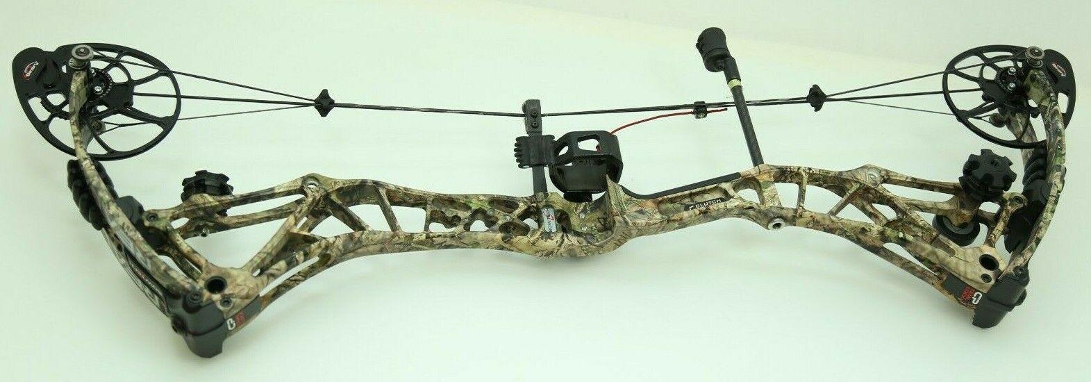 Bowtech Archery Realm Right Hand 29  70lb Camo Compound Bow