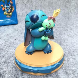 Lilo-amp-stitch-holding-scrump-PVC-figure-cartoon-doll-hot-toy-gift-new