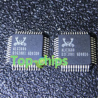 2pcs ALC 898 ALCB98 ALC89B ALC898-GR ALC898 QFP48 IC Chip