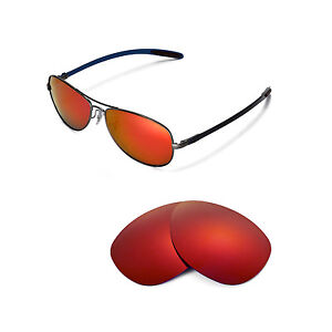736c59fbf7 New Walleva Polarized Fire Red Replacement For Ray-Ban RB8301 59mm ...