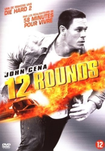12 Rounds [Region 2] - Dutch Import (US IMPORT) DVD NEW