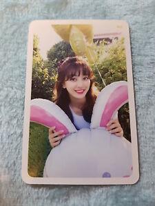 TWICE 1st Album Twicetagram LIKEY Jihyo Type-B Photo Card Official K-POP 20